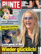 Titel Bunte Germany No.36 27.08.2015