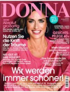 Titel DONNA Germany No.4 .2015