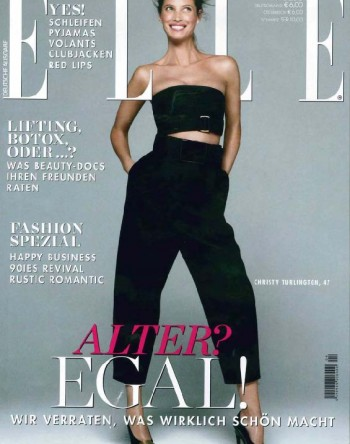 Titel ELLE Germany No. 4 2016