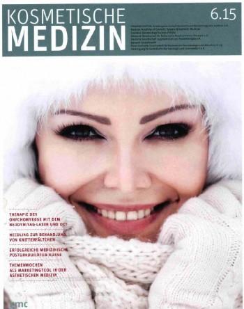 Titel Kosmetische Medizin Germany 06.2015
