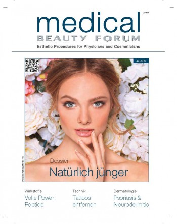 Titel Medical Beauty Forum Germany No.4 Sommer 2016