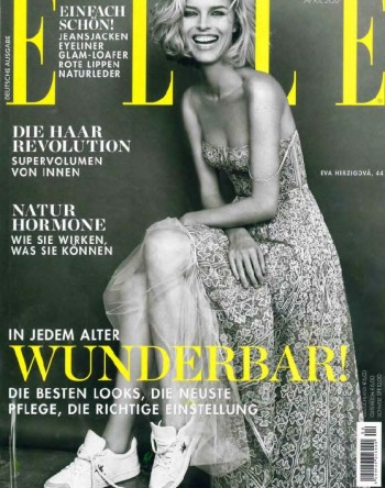 Titel Elle Germany No.4  2017