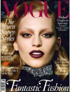 Titel Vogue No.10 Oktober 2013