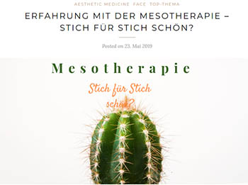 mesotherapie290519